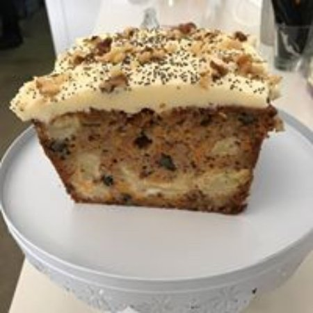 Wangaratta, Australia: Pineapple and carrot cake