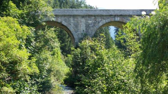 Ponte Storico di Rasun
