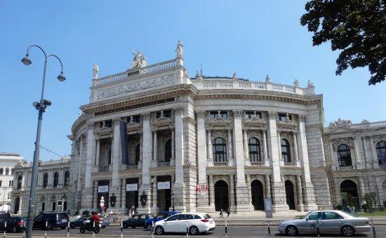 Burgtheater: Edificio