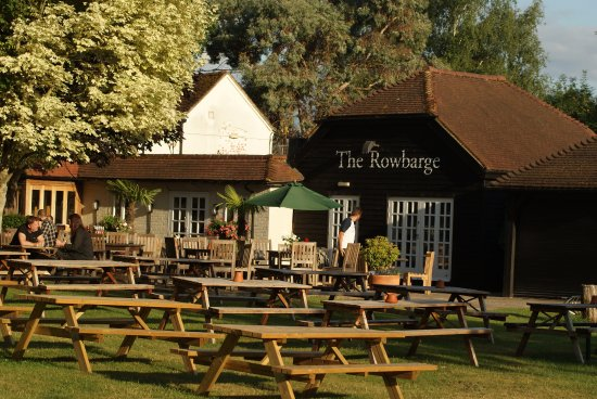 Image result for the rowbarge woolhampton