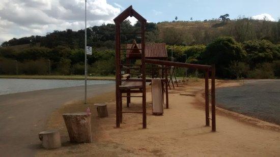 Itajuba, MG: Lago do Parque - caminhada, corrida, bicicleta