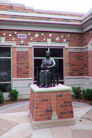 St. Catharines, Canada: Harriet Tubman's statue