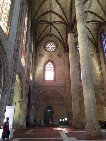Church of Les Jacobins: Unique dans son genre comme égalise...