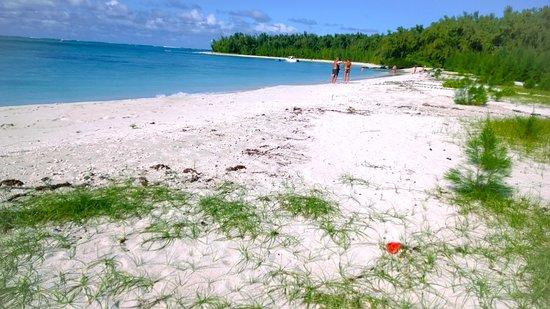Pearle Beach Resort & Spa: spiaggia isola dei cervi