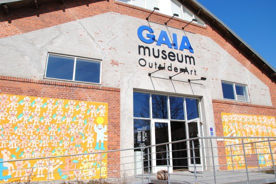 ‪Gaia Museum Outsider Art‬