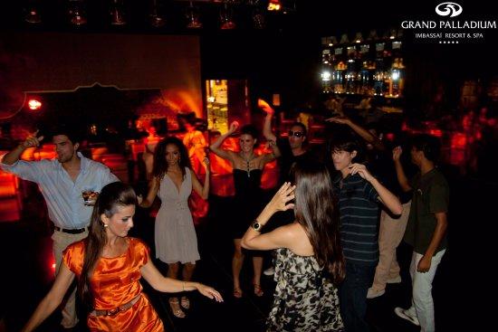 Grand Palladium Imbassai Resort & Spa: Boate Disco Bar: Ouro da Bahia