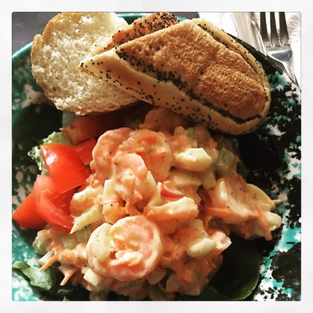 Brownwood, TX: Shrimply Delicious Shrimp Salad