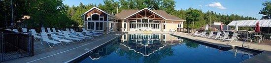 Woodstock, كونيكتيكت: Solair Nudist Resort