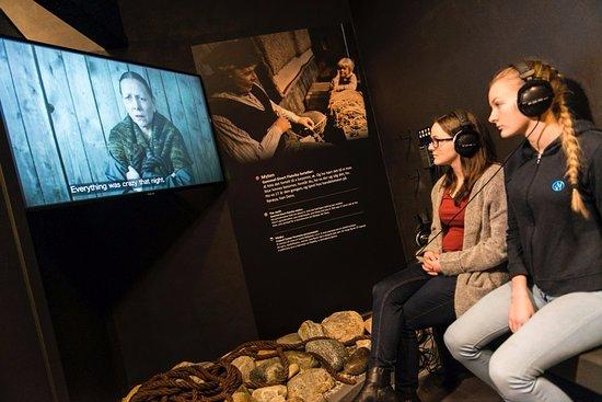 Kystmuseet i Sør-Trøndelag: Russerforliset