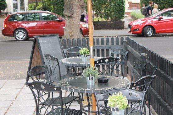 The Wheelhouse Restaurant : Outside