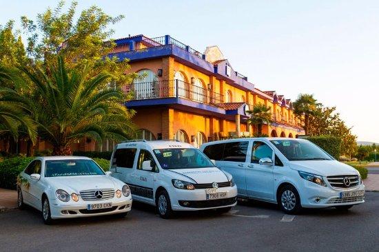 写真Taxis de la Subbetica枚