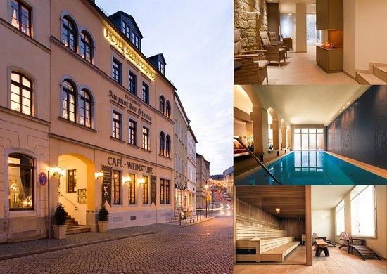 Hotel Steiger Sebnitzer Hof Bad Schandau