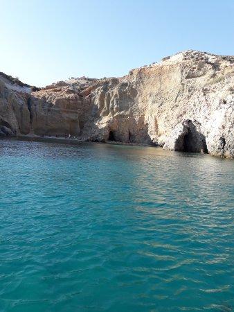 Adamas, اليونان: kleftiko 