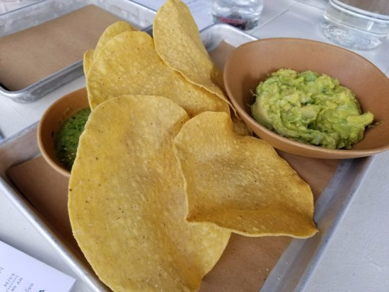 West Hartford, CT: Chips and Guacamole