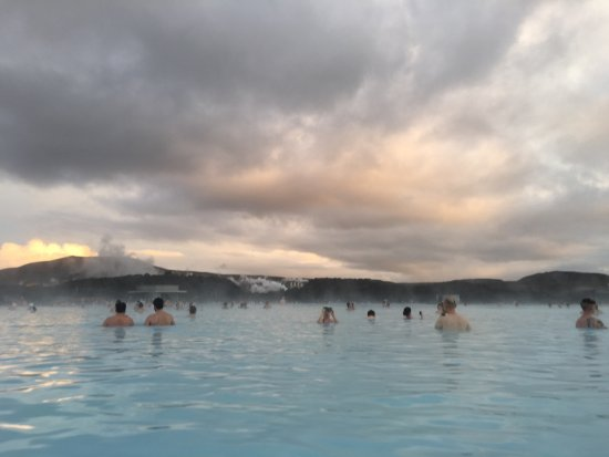 Grindavik, Islândia: The beauty of man made nature