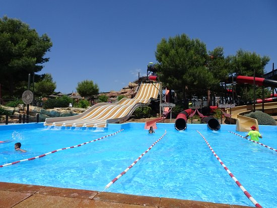 Western Water Park : The slides