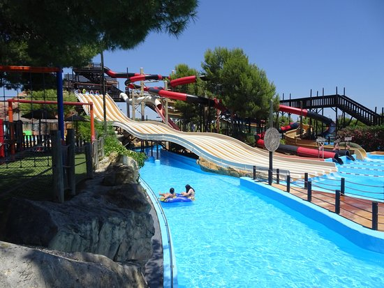 Western Water Park : Lazy river