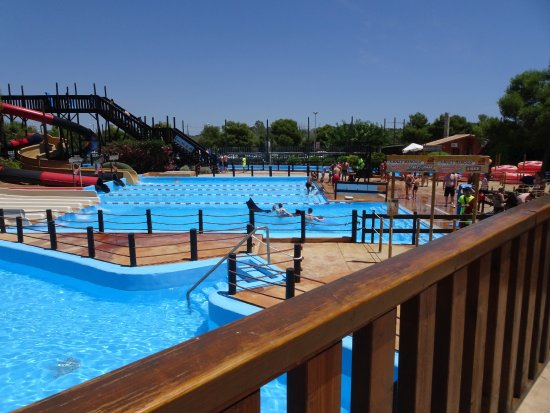 Western Water Park : The water park