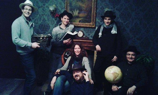 Lieusaint, France: Un super moment passé à LockedUp Live Escapegame à Carré Sénart