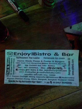Enjoy Bkk Bistro Bar 57/1: TA_IMG_20170719_205320_large.jpg