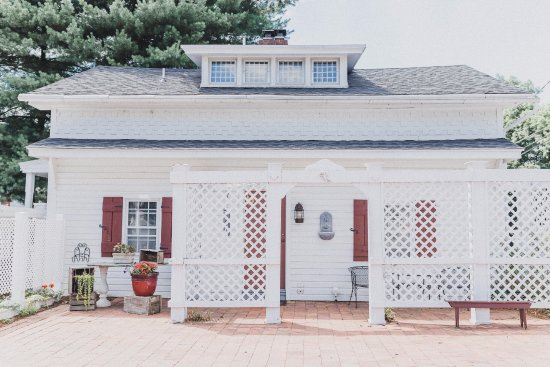 Ephrata, Πενσυλβάνια: Tranquility Cottage in 18th century restored Carriage House