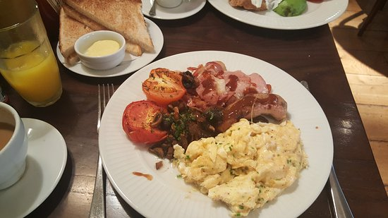 Cote Brasserie - Exeter: A really good full English.