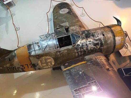 Suomen ilmavoimamuseon kalustoa