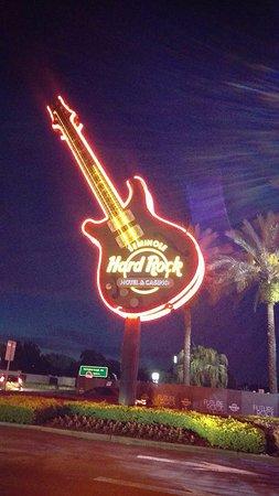 Hard Rock Cafe Tampa: Hard Rock, Tampa