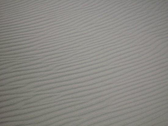 Lido di Ostia, إيطاليا: Il vento disegna sulla sabbia