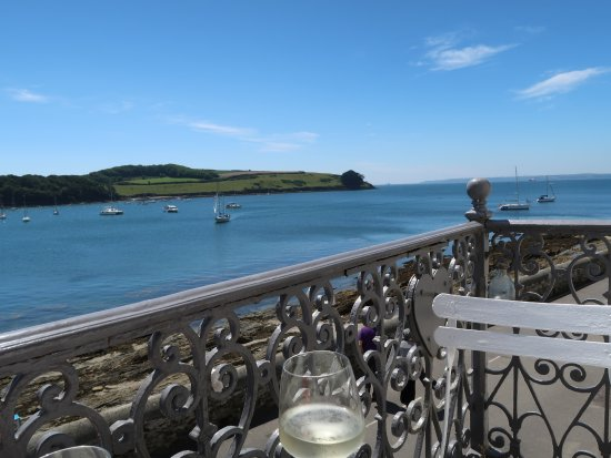 St Mawes Hotel Restaurant Picture