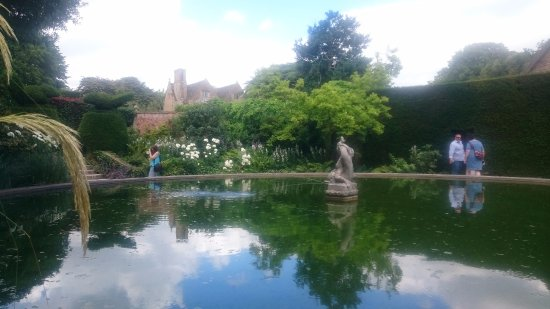 Chipping Campden, UK: Hidcote Mannor Graden in June
