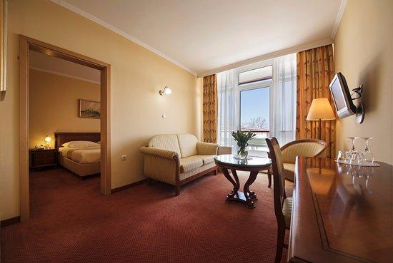 Lendava, Slovenia: A luxurious suite