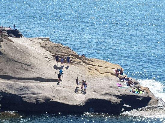 Bagni Rocce Verdi Napoli : Img 20170709 wa0020 large.jpg foto di baia delle rocce verdi villa