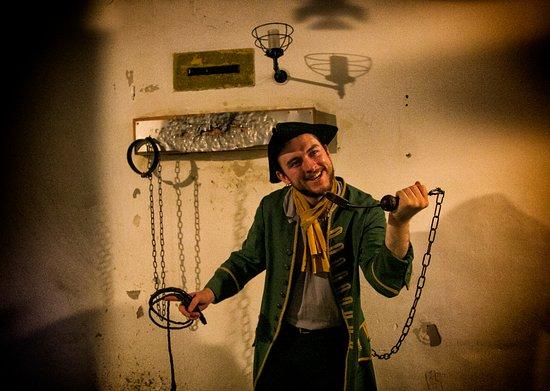 The Old Town Jail: Meet the local hangman