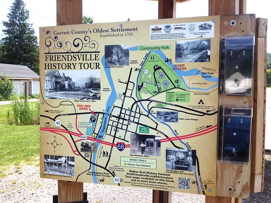 Friendsville Interactive History Tour
