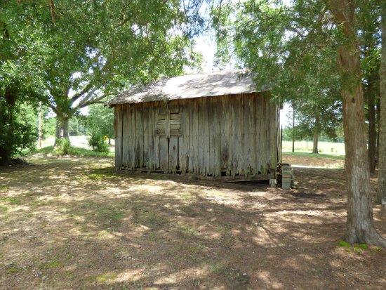 Saluda, Carolina del Sur: shed