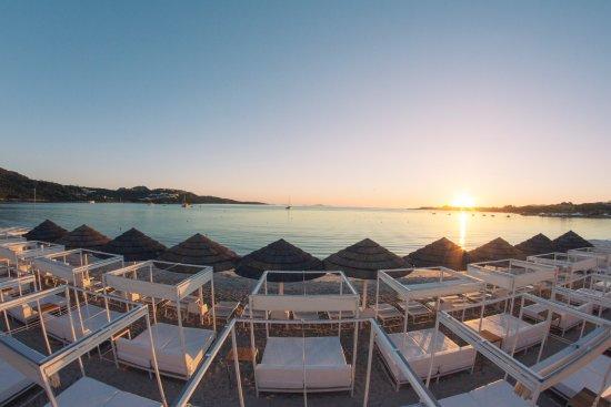 Porto Rotondo, Italien: Blu Beach