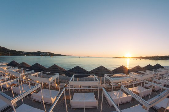Порто Ротондо, Италия: Blu Beach