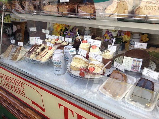 Pauline's Creamery: Just a few of what's on offer