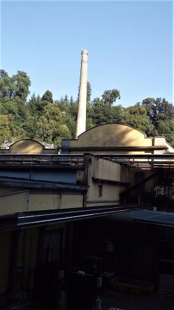 Induno Olona, Italy: la fabbrica