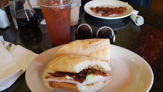 Fulshear, TX: Country French sandwich. Great mix of flavors/textures.