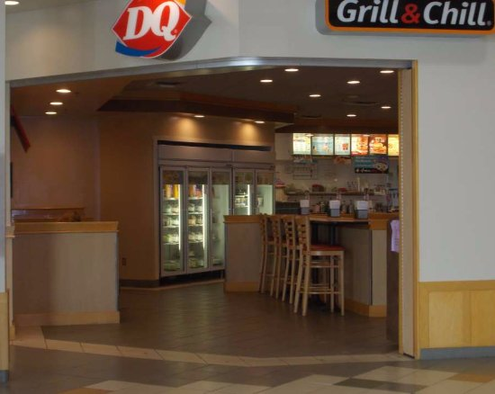 DQ in the Northgate mall - Picture of Dairy Queen Grill