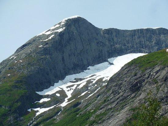 Briksdal Glacier (Briksdalbreen) Photo