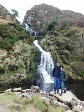 Ardara, Irland: Assaranca falls
