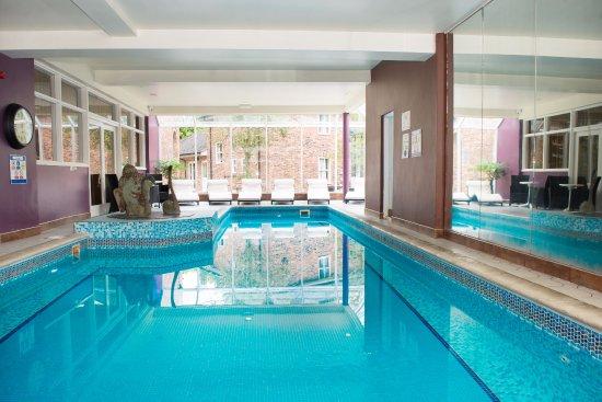 Hallmark Hotel Llyndir Hall Chester South 74 8 1 2018 Prices Reviews Rossett