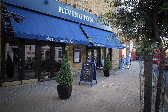 Rivington Bar & Grill - Greenwich: Rivington Greenwich