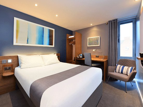 Travelodge London Central Euston : SuperRoom double