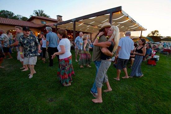 Grass Valley, Californien: Live music on weekends