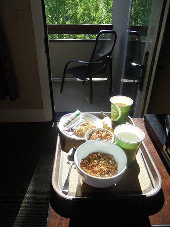 Hotel McCall: Breakfast