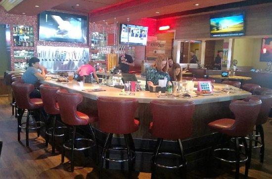 Seminole, FL: Bar area